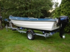 Daves Dinghies 16 Foot Fishing Boat