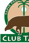 Club Tapir Logo by Denis Torres. For each $10.00 you donate, you can vote for a tapir conservation project.