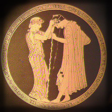 Crowning the Greek Athlet
