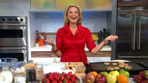 VIDEO: Ann Romney Guest Hosts on Good Morning America