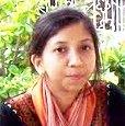 WNN journalist/correspondent from Pakistan Sana Jamal