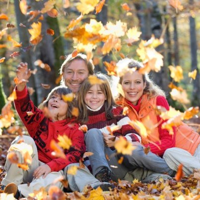Photo: Falling autumn leaves are calling us to take care of our health in different ways. It's that time of year with colder weather and the holidays fast approaching. Learn ways to keep your loved ones healthy and safe this season. http://go.usa.gov/YTS4