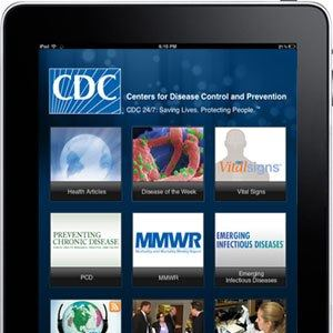 Photo: Have an iPad? If so, get the latest version of the CDC app! It's FREE and puts current CDC content right at your fingertips. Update includes: new content from the Emerging Infectious Diseases (EID) Journal, added content refresh functionality, and enhancements! http://is.gd/6vfKet