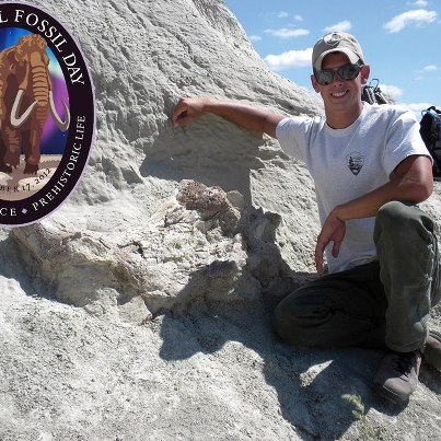Photo: Today is @National Fossil Day! More than 237 national parks preserve fossils, providing many opportunities for you to experience your ancient America! Visit http://go.nps.gov/nfd for more information and to find an event near you.
