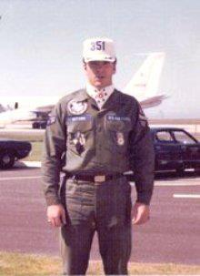 Photo: Photo of the day: Greg Katzing served in the U.S. Air Force with the 351st Security Police Group. He is photographed at Vandenburg Air Force Base, California, preparing to compete in the 1975 Olympic Arena Missile Combat Competition. Thank you for your service, Greg!