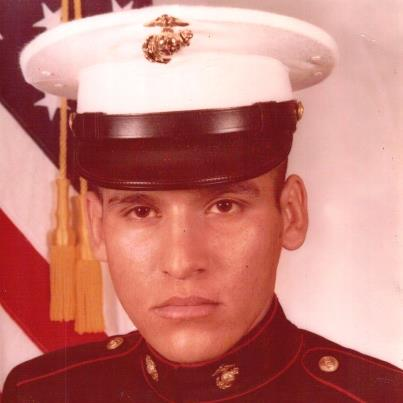 Photo: Photo of the day: James Compton served in the U.S. Marine Corps for 21 years. He's a Gulf War Veteran and served in the Battle of Mogadishu. Thank you for your service, James!