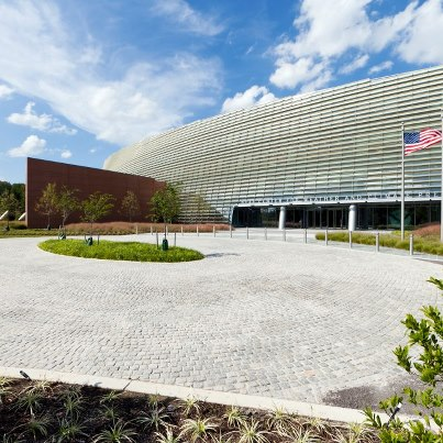 Photo: On Monday, we're cutting the ribbon at the brand new NOAA Center for Weather and Climate Prediction. The beautiful building is one thing, but it's the work that will go on inside that will really move us forward to a Weather-Ready Nation. Learn more here:   http://www.nws.noaa.gov/com/weatherreadynation/files/1pgr_NCWCP.pdf