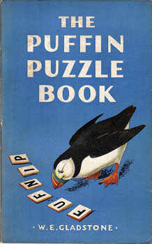 Cover of 'The Puffin Puzzle Book'