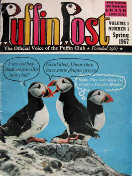 Cover of 'Puffin Post' 1:1