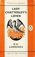 Cover of 'Lady Chatterley's Lover'