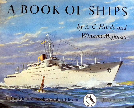 Cover of 'Book of Ships'