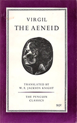 Cover of 'The Aeneid'