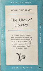 Cover of 'Uses of Literacy'