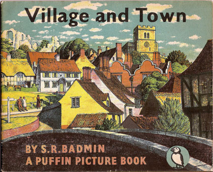Cover of 'Village and Town'