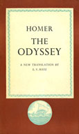 Cover of 'The Odyssey'