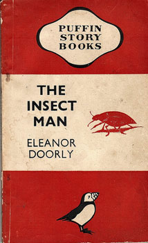 Cover of 'The Insect Man'