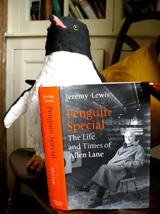 Cover of 'Penguin Special: The Life and Times of Allen Lane'