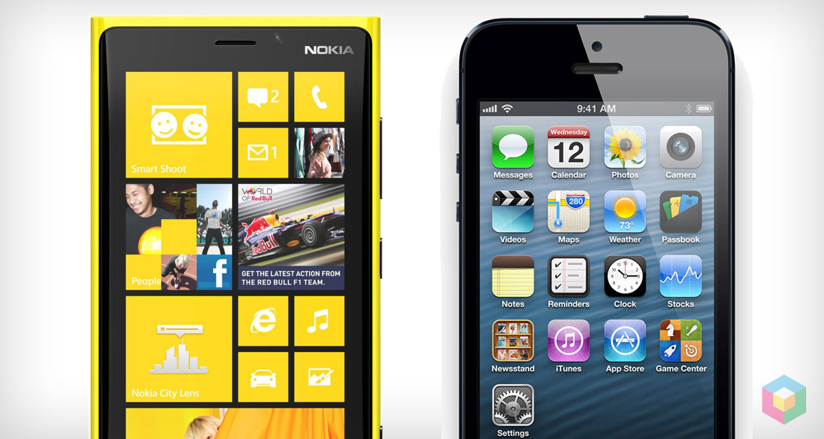 nokia lumia 920 vs iphone 5 How Apples iPhone 5 stacks up against Nokias Lumia 920, in terms of dimensions and weight