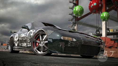Game Need for Speed: ProStreet Demo