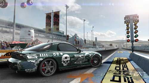 Game Need for Speed: ProStreet Demo 1