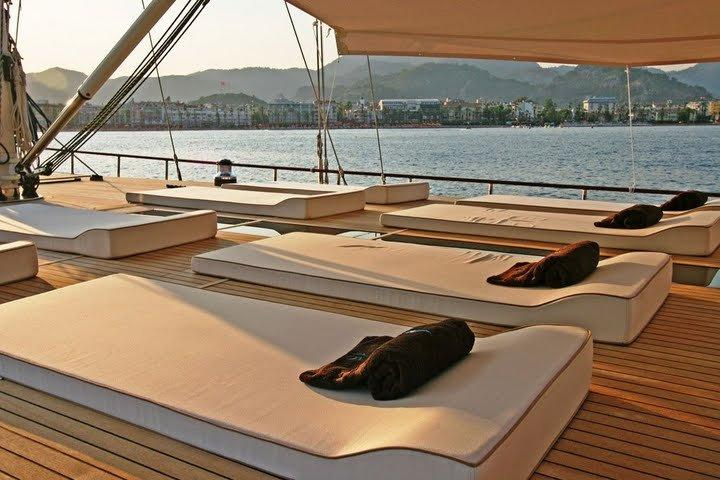Mediterranean boat charters from Turkey to Greece