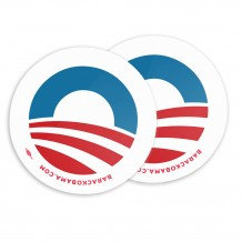 Obama Car Cling Combo Pack