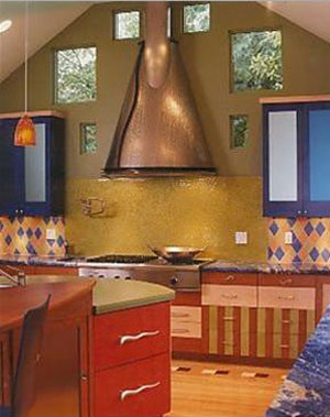 Tám cách để lới rộng không gian bếp (P2)