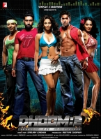 Movie poster of Dhoom 2