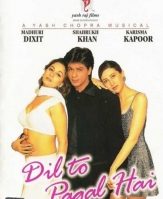 Movie Poster of Dil To Pagal Hai