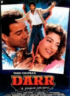 Movie poster of Darr