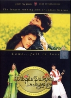 Movie poster of Dilwale Dulhania Le Jayenge