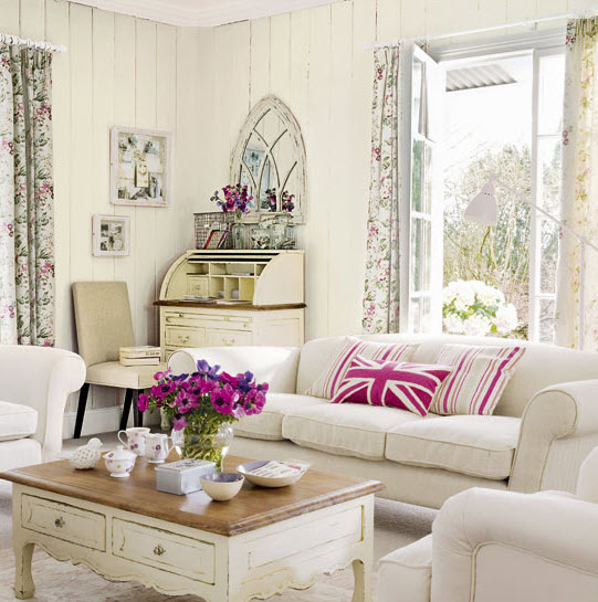 Cách kết hợp rèm cửa và nội thất trong phòng