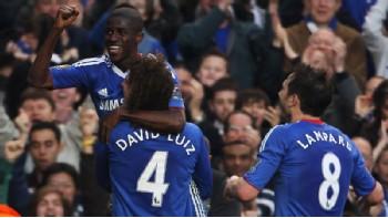 Ramires, David Luiz, Frank Lampard