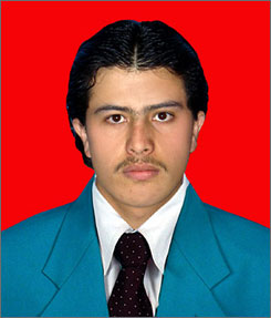 Undated photo 23-year-old Afghan journalism student Sayed Parwez Kaambakhsh. Kaambakhsh, who was sentenced to death on Jan. 22 for distributing a report he printed off the Internet