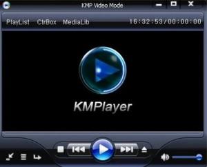 KMPlayer freeware