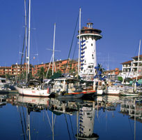 The luxury of Marina Vallarta