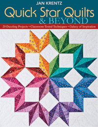 quick star quilts