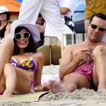 Mad Men Starts Filming Season 6 In Hawaii: We Imagine A Conversation Between Don And Megan Draper