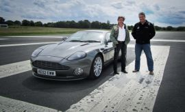 50 Years Of Bond Cars: A Top Gear Special BBC2, 9pm