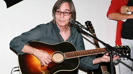 Recording artist Jackson Browne attends the 2011 NAMM Show - Day 2 at the Anaheim Convention Center on January 13, 2011 in Anaheim, California.  (David Livingston, Getty Images for NAMM)