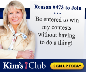 Join Kim's Club today!