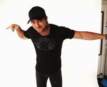 Kip Moore is armed to impress and open to success (pictured here at Nashville's Bridgestone Arena for the 2012 CMT Music Awards)