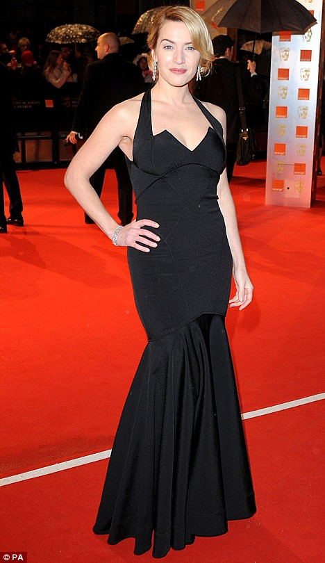 Kate's life on the red carpet is a far cry from her family's life in Reading