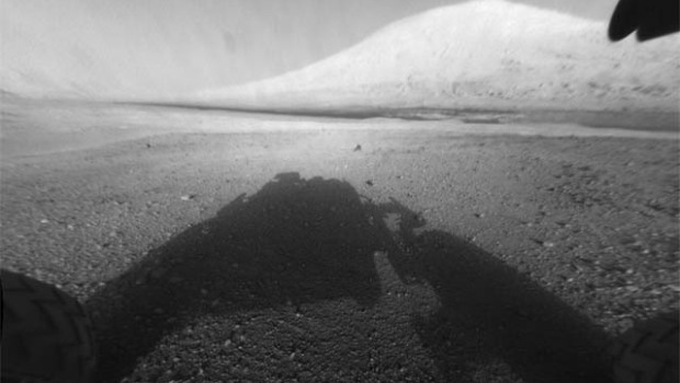 Curiosity Photograph of Mars