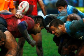 Chile Rugby Argentina Scrum 270x180 Chile Hosts South American Rugby Championship