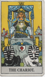 Chariot The Chariot Tarot Card Meaning