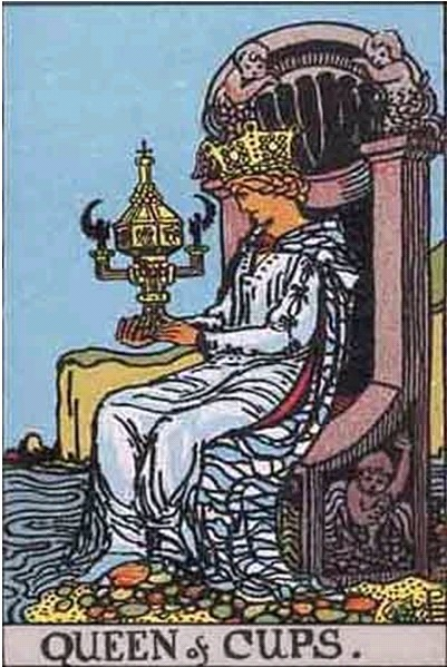 queen of cups1 The Queen Of Cups   Developing The Intuition