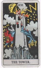 The Tower The Tower Card Message For Today