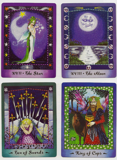 The Faerie Tarot Tarot Reading Intuition Development Welcome