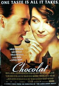 Chocolat. One Taste is All it Takes